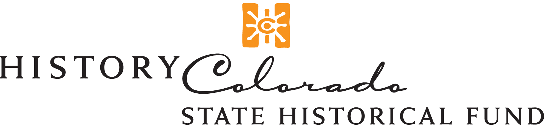 History Colorado — State Historical Fund logo