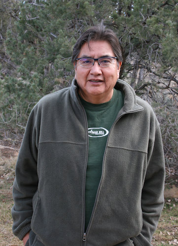 Dan Simplicio — Cultural Specialist, Crow Canyon Archaeological Center & member of the Zuni tribe