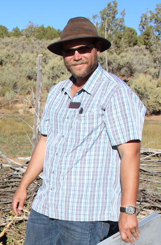Grant Coffey — Researcher/GIS specialist, Crow Canyon Archaeological Center