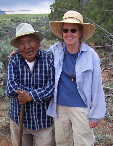 Margie Connolly — Former Director, American Indian initiatives, Crow Canyon Archaeological Center