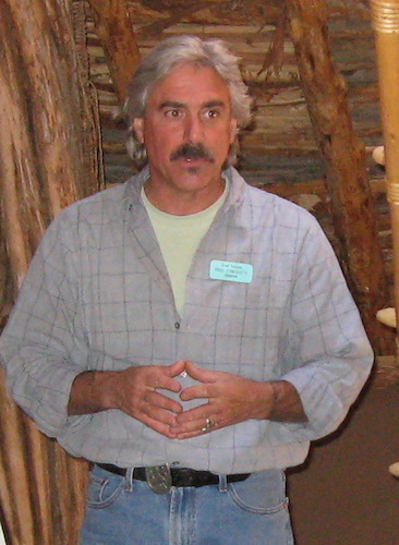 Paul Ermigiotti — Educator/researcher, Crow Canyon Archaeological Center