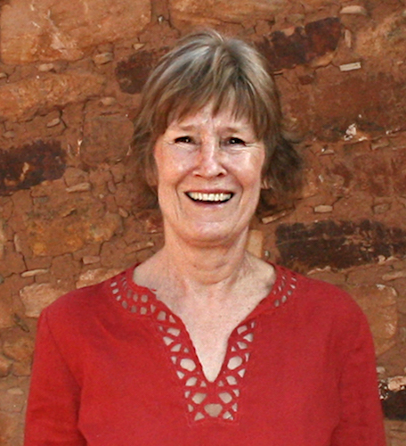 Shirley Powell — Director of Sponsored Projects, Crow Canyon Archaeological Center